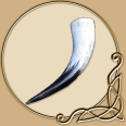 Small Drinking Horn